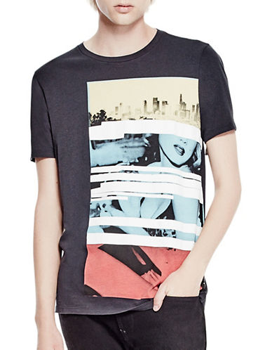 Guess Cityscape T-Shirt-BLUE-Medium 88875052_BLUE_Medium
