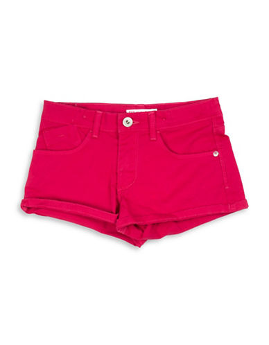 Guess Denim Shorts-PINK-12