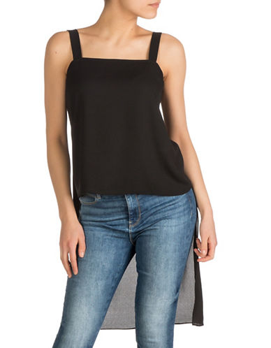 Guess Nina Top-BLACK-Small