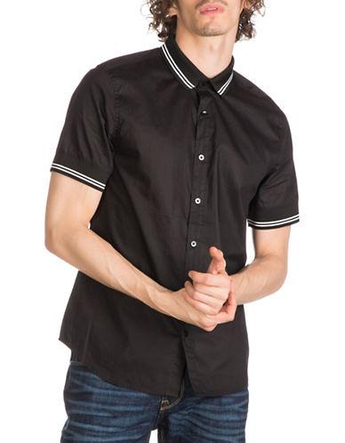 Guess Laguna Knit Shirt-BLACK-Small 89009151_BLACK_Small