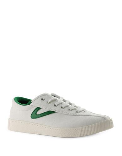 Tretorn Mtnyliteplus Ecoortholite Sneakers-WHITE/GREEN-8