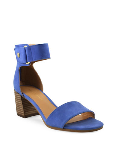 Tommy Hilfiger Charlot2 Block Heel Sandals-BLUE-7