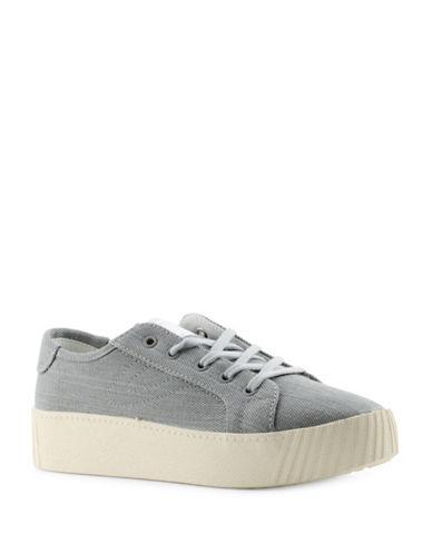 Tretorn Mtcamden4 Ecoortholite Sneakers-GREY-10.5
