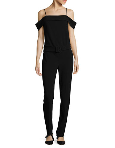 Theory Crepe Jumpsuit-BLACK-12