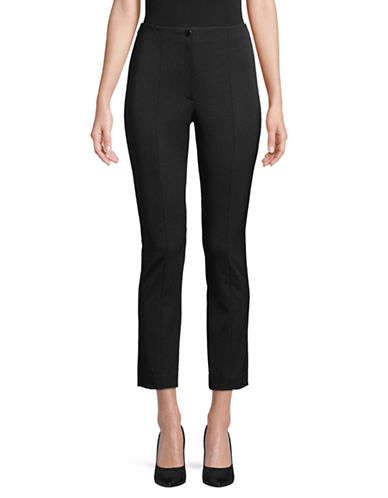 Theory Cigarette Pants-BLACK-10