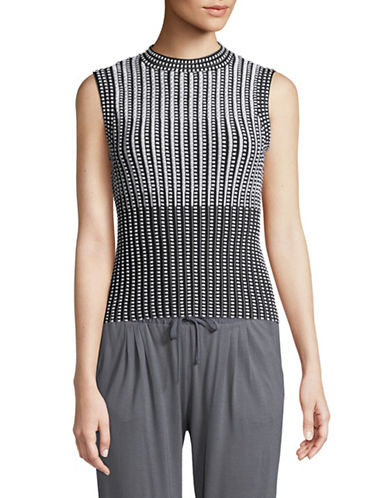 Theory Novelty Striped Top 89853534