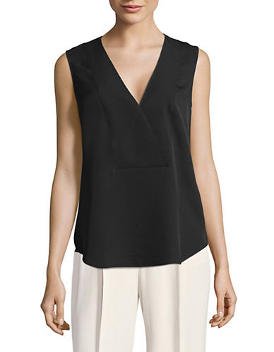 Theory Crossover Silk Top 89998715