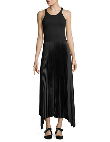 Theory Vinessi Belsay Ribbed Maxi Dress 90069470