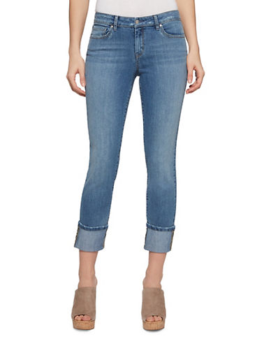 Jessica Simpson Arrow Straight Skinny Jeans-ZION/ZION-27