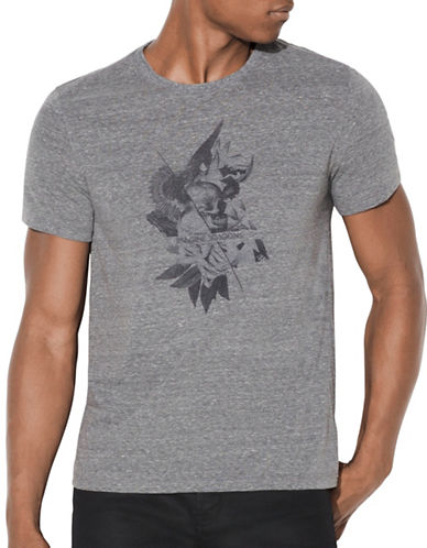John Varvatos Star U.S.A. Imagine Dragons Tee-GREY-XX-Large
