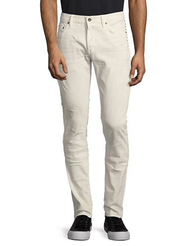 John Varvatos Star U.S.A. Dark Slim-Fit Jeans-NATURAL-34X34