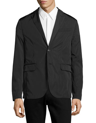 Highline Collective Slim Fit Travel Blazer-BLACK-Medium 89015443_BLACK_Medium