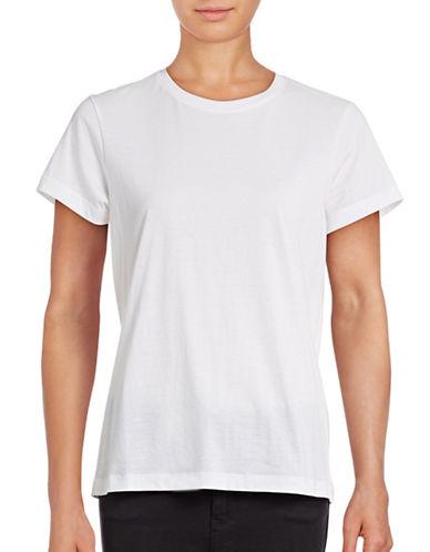 Vince Boy Pima Cotton T-Shirt-WHITE-Large 88834085_WHITE_Large