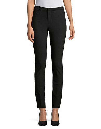 Vince Skinny Crop Pants-BLACK-0