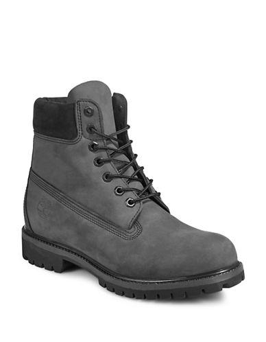 Timberland Premium Waterproof Boots-GREY-7