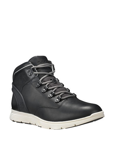 Timberland Killington Leather Hiker Sneakers-BLACK-13