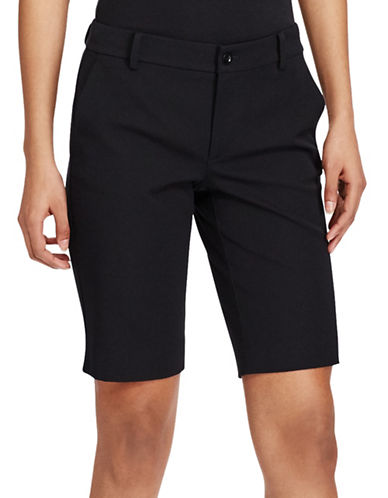 Lauren Ralph Lauren Petite Stretch Cotton Shorts 89207994