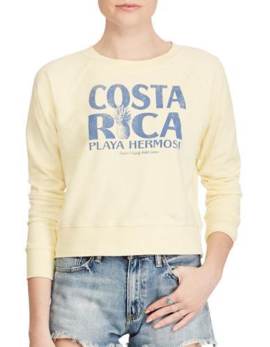 Denim & Supply Ralph Lauren French Terry Costa Rica Sweatshirt-GRAPHIC-Medium 89217601_GRAPHIC_Medium