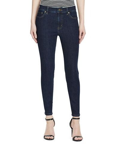Lauren Ralph Lauren Premier Skinny Crop Jean-BLUE-8