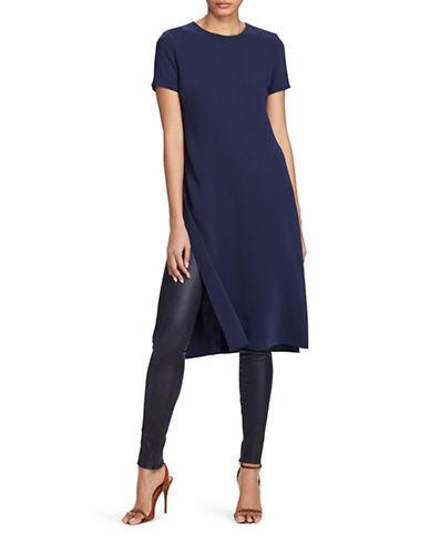 Polo Ralph Lauren Twill Short Sleeve Shirt-BLUE-4