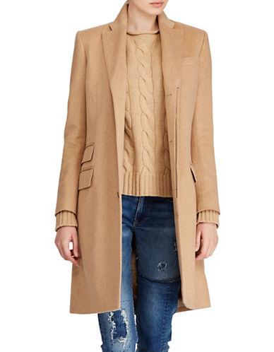 Polo Ralph Lauren Chesterfield Coat-BEIGE-14