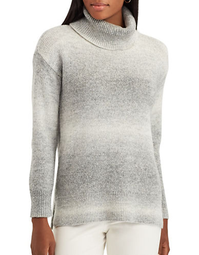 Chaps Kipsey Dye Sweater-GREY-X-Small