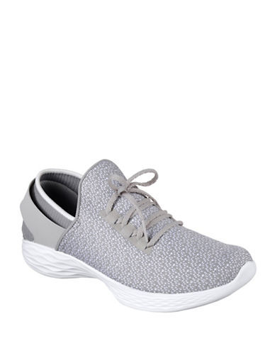 Skechers You Inspire Sneakers-GREY-7