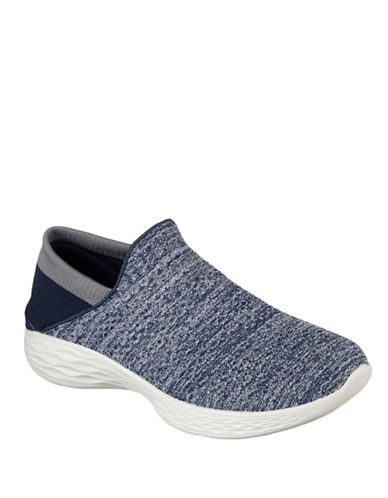 Skechers You Knit Sneakers-NAVY-9