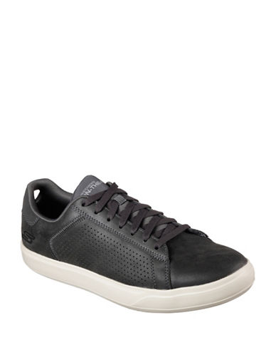Skechers Go Vulc 2 Sneakers-CHARCOAL-8.5
