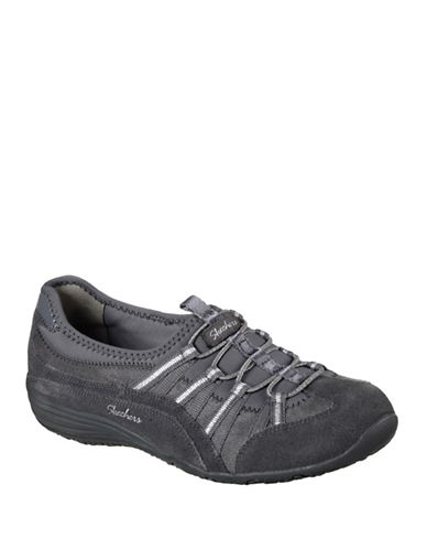 Skechers Unity Beaming Sneakers-GREY-7