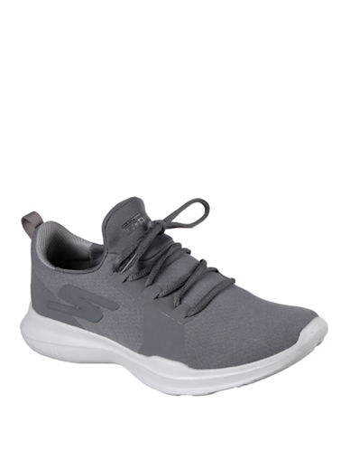 Skechers Go Run 400 Matrix Sneakers-GREY-6