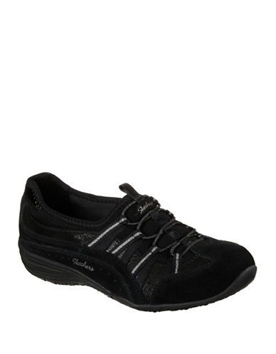 Skechers Unity Beaming Sneakers-BLACK-9