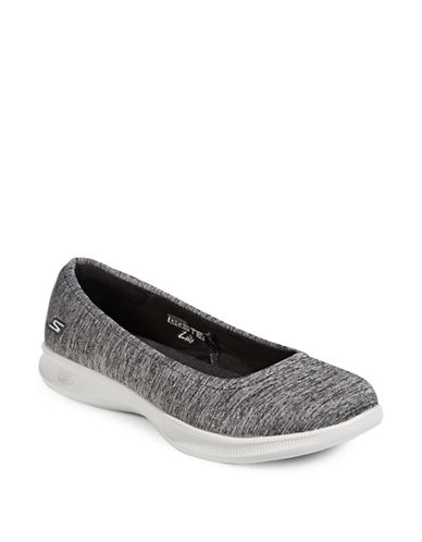 Skechers Go Step Lite Streak Sneakers-DARK GREY-11