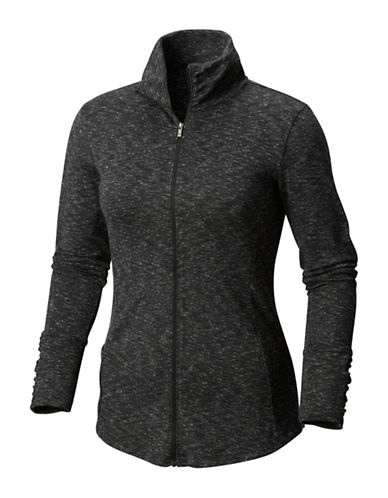 Columbia Outerspaced Full-Zip Top-DARK GREY-Medium 89842363_DARK GREY_Medium