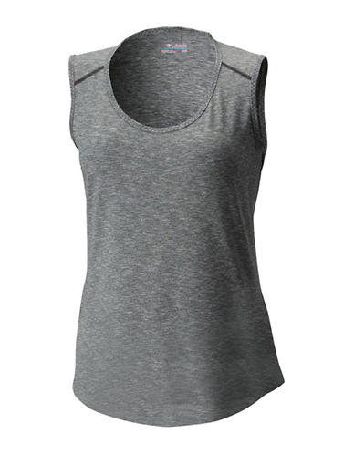 Columbia Wander More Tank Top-GREY-Small 89842478_GREY_Small