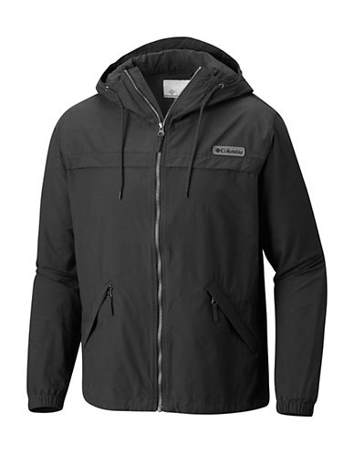 Columbia Cayuta River Hooded Zip Jacket-BLACK-Small 90062607_BLACK_Small