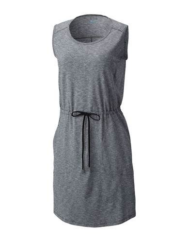 Columbia Wander More Dress-GREY-Small
