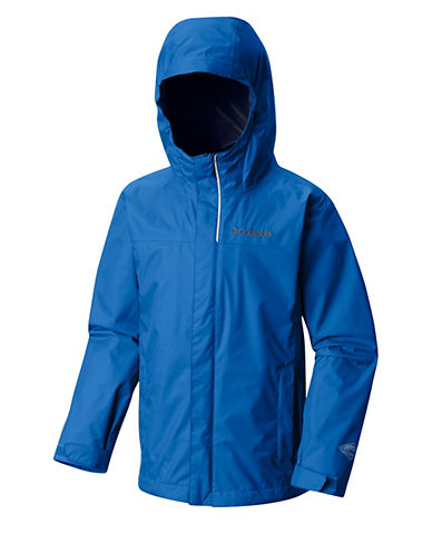 Columbia Watertight Hooded Jacket-BLUE-Large 89768630_BLUE_Large