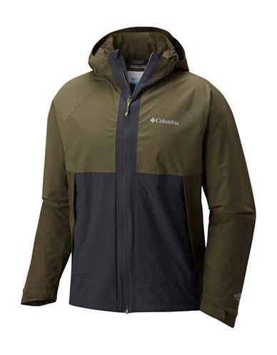 Columbia Classic Logo Jacket-GREY-Medium 89828918_GREY_Medium