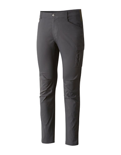 Columbia Outdoor Elements Stretch Pants-GREY-44X32