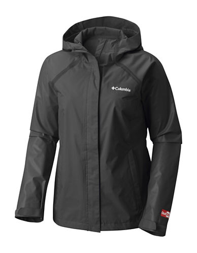Columbia Outdry Hybrid Jacket-GREY-Large 89842580_GREY_Large