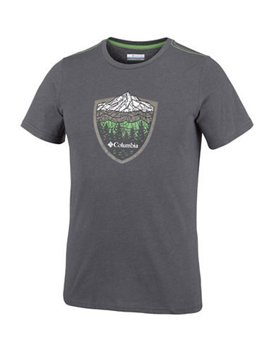 Columbia Classic Graphic Tee-GREY-Medium 89828898_GREY_Medium