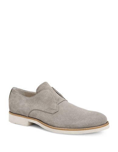 Calvin Klein Federico Leather Loafers-BEIGE-10