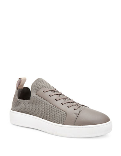 Calvin Klein Nibbs Knitted Sneakers-BEIGE-10.5