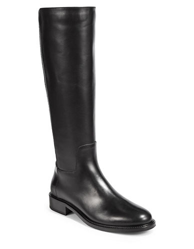 Aquatalia Knee-High Boots-BLACK-6.5