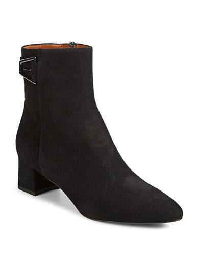 Aquatalia Pina Point Toe Booties-BLACK-EUR 39.5/US 9.5