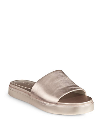 1 State Joaquin Leather Slides-GOLD-6