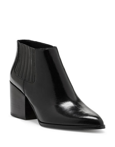 1 State Jemore Block Heel Chelsea Boots-BLACK-9.5
