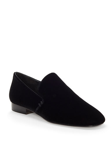 1 State Willasa Velvet Slippers-BLACK VELVET-9.5