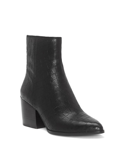 1 State Jahmil Leather Booties-BLACK-7.5